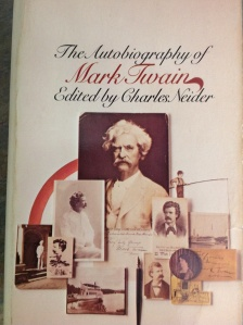 Twain's Autobiography (cover)