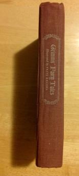 grimm (book spine)